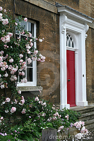 Entrance door, England