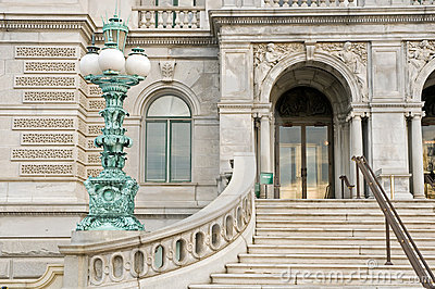 Entrance Library of Congress