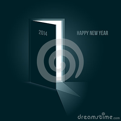 Entrance into the new year