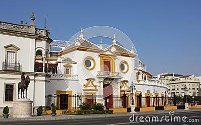 Entrance of the Plaza de Toros