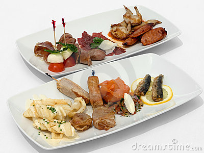 Entree Tasting Plates