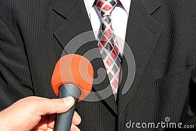 Entrevista da tevê
