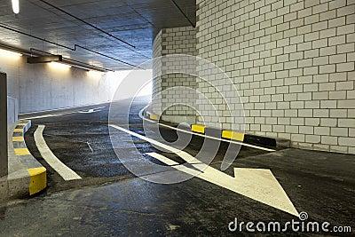 Entry cars, underground parking