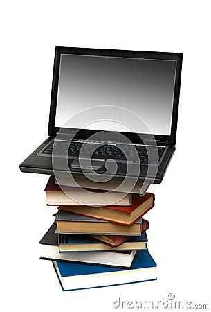 Entwicklung von Bücher zu Computer
