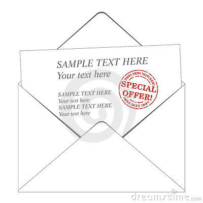 Envelop and paper