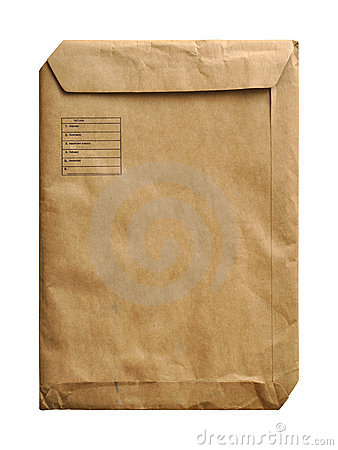 Free Envelope Stock Photography - 22895212