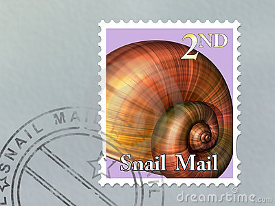 Envelope do snail mail