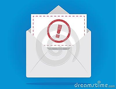 Envelope Important