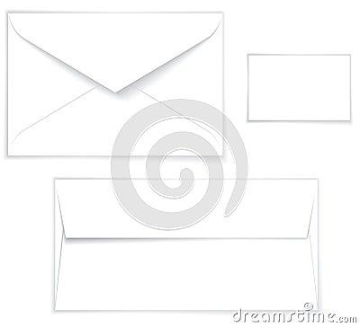 Envelope Layout