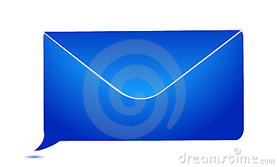 Envelope message bubble