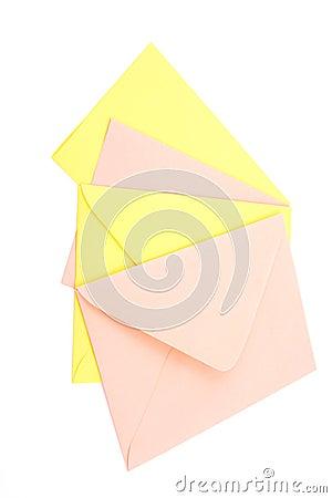 Free Envelopes Stock Photos - 1427953