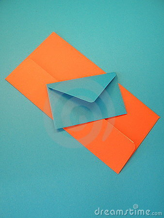 Free Envelopes Royalty Free Stock Images - 17887879