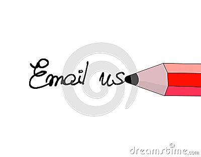 Envie-nos por correio electrónico
