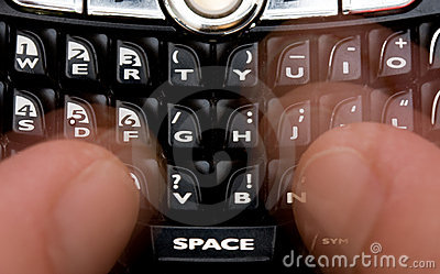 Envio de mensagem de texto