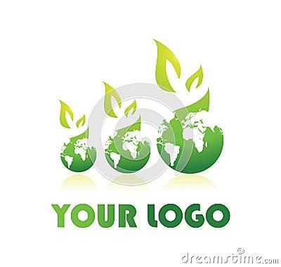 Environment Globe logo