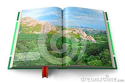 Environment protection book