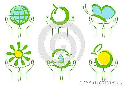 Environment symbols