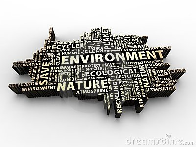 Environment words