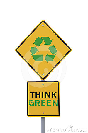 Environmental Awareness Sign