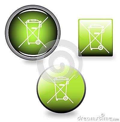 Environmental buttons