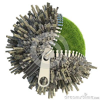 Free Environmental Change Concept Stock Photos - 19565493