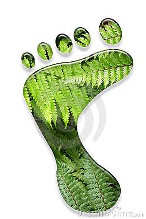 Environmental footprint.