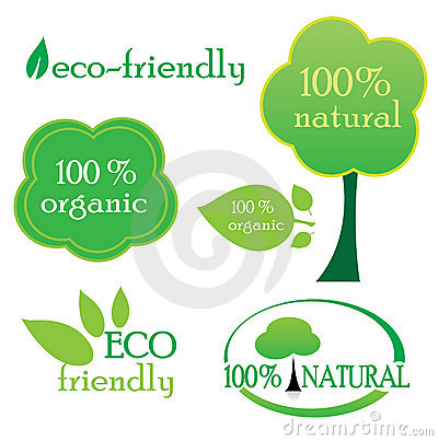 Environmental labels