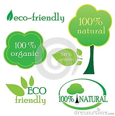 Environmental labels