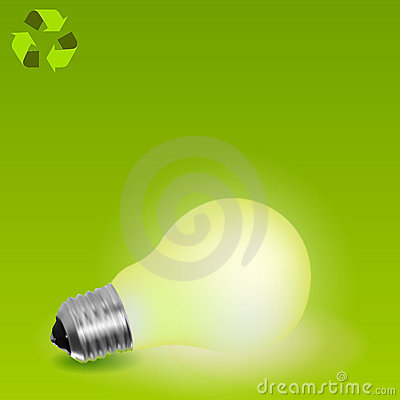 Environmental light bulb