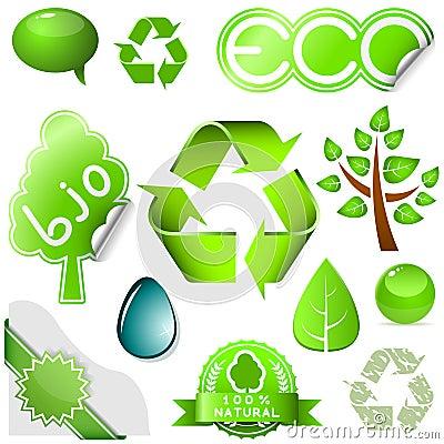 Environmental set