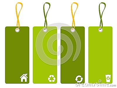 Environmental tag