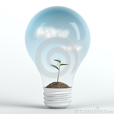 Environmentally friendly energy concept