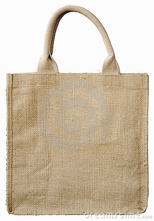 Environmentally Friendly Shopping Bag Royalty Free Stock ...