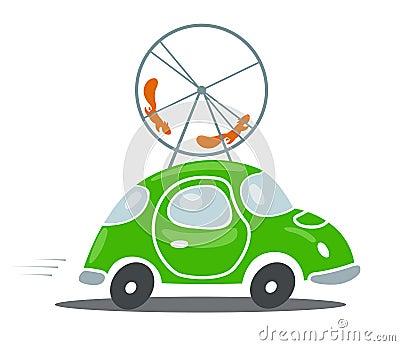 Environmentally friendly transport