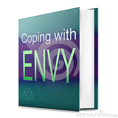 Free Envy Concept. Stock Images - 35572964