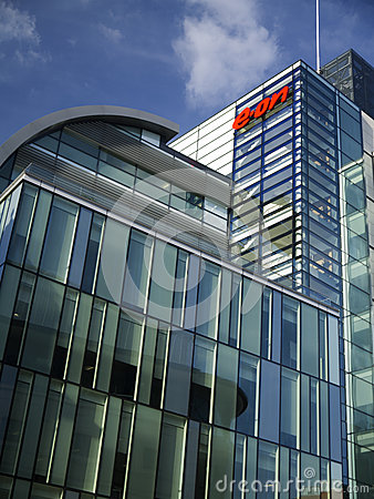 Eon Power company headquarters Nottingham Editorial Image