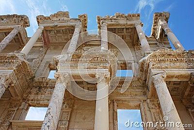 Ephesus图书馆