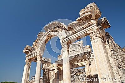 Ephesus寺庙