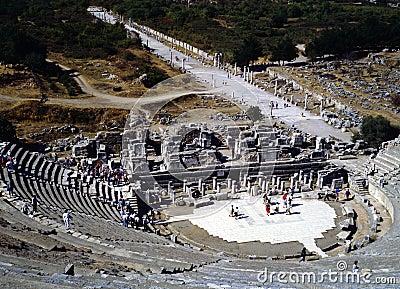 Ephesus火鸡