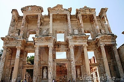 Ephesus губит индюка