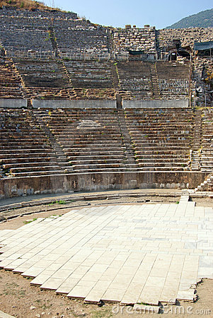 Ephesus big theater