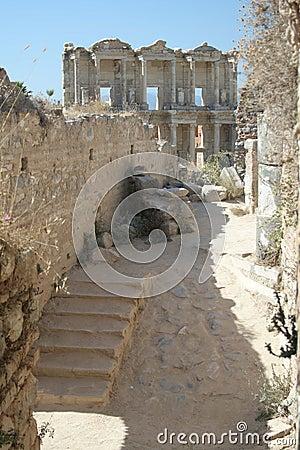 Ephesus Library & Ruins