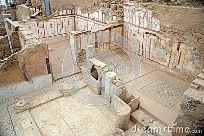 Ephesus painting