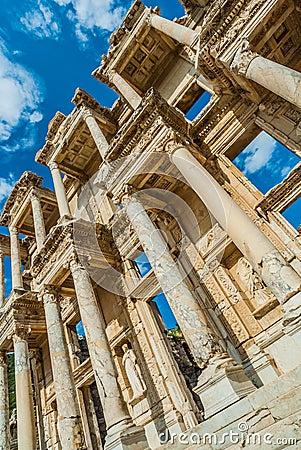 Ephesus ruins Turkey