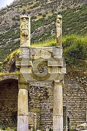 Ephesus temples