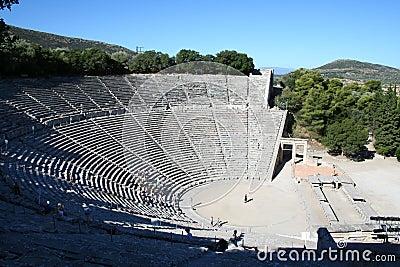 Epidavros - peloponnese - greece