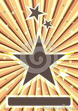 Eps połysku gwiazdy