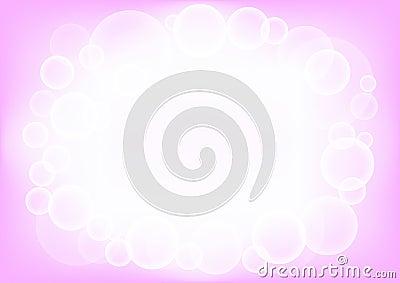 Eps10 circles frame