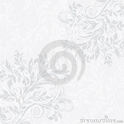 EPS10 decorative floral background