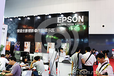 Epson Editorial Photography